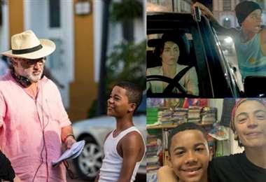 Fernando Xavier De Casta, de 14 años, era una promesa del cine panameño