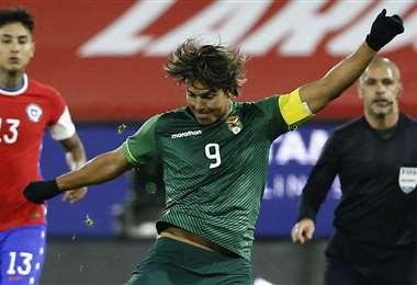 El boliviano Marcelo Martins ya conoce su castigo. Foto: AFP