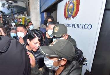 Susana Rivero, exdiputada del MAS I APG Noticias.