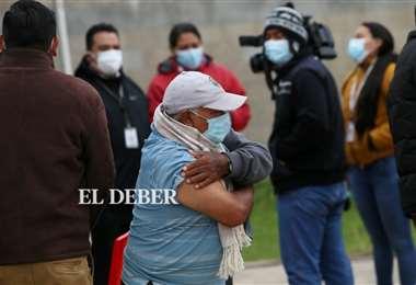 En Santa Cruz buscan acelerar la vacunación. Foto: Ipa Ibáñez