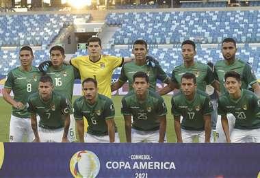 La Verde tendrá varios días para preparar el partido contra Uruguay. Foto: AFP