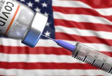 Aún no hay fecha de cuándo le llegarán las vacunas de Estados Unidos a Bolivia