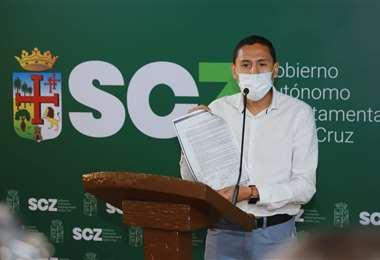 Fernando Pacheco pidió que se mantenga la cuarentena el domingo 6 y 13 de junio.