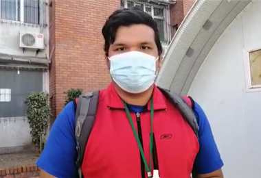 José Luis Arce contó a El Deber que llegó a gastar hasta Bs 5.000 diarios en medicamentos.