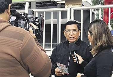 Apolinar Paco tuvo una estrecha relación con los medios de comunicación