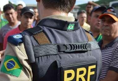 La Policía de Brasil sigue las investigaciones