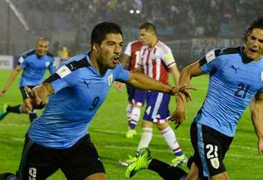 En las pasadas eliminatorias, Uruguay goleó (4-0) a la Albirroja en casa. Foto: Internet