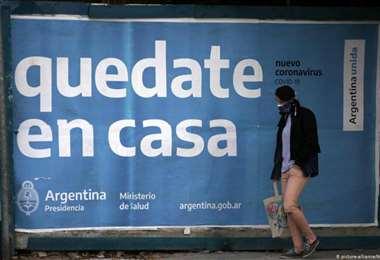 Argentina no puede controlar los casos de Covid