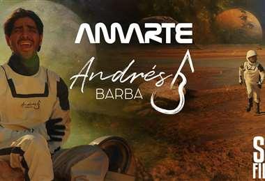 Amarte, la bachata urbana de Andrés Barba