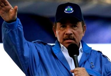 Daniel Ortega, pretende un cuarto mandato en Nicaragua. Foto. Internet