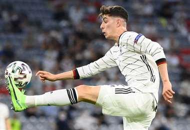 Alemania y Hungría deben jugar este miércoles, desde las 15:00. Foto: AFP