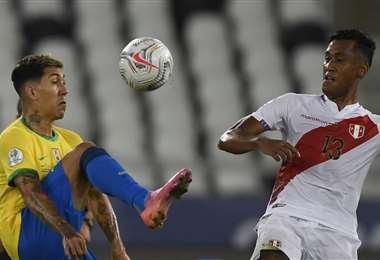 Brasil viene de dos triunfos seguidos ante Venezuela y Perú. Foto: AFP