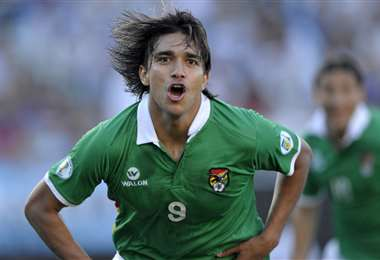 El capitán y goleador de la selección se suma este martes a la Verde. Foto: internet