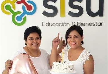 Fundadoras de Sisu