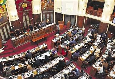 Los diputados tienen 10 leyes pendientes antes de su receso de medio año |Foto: APG