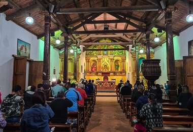Iglesia de Porongo