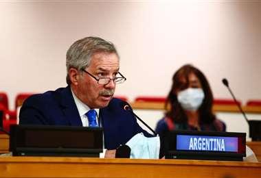 ONU convoca a negociar a Reino Unido y Argentina