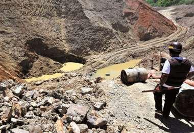 Los buenos precios internacionales favorecen a la minería (Foto: El Inversor)