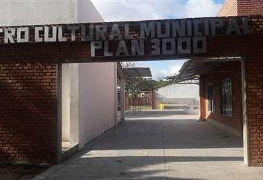 Biblioteca municipal en le barrio Toro Toro del Plan 3.000