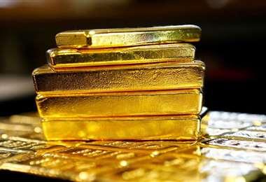 Más del 50% de las reservas están en oro/Foto: Internet
