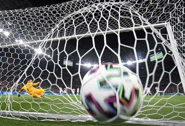 La Eurocopa se jugará hasta el 11 de julio. Foto. AFP