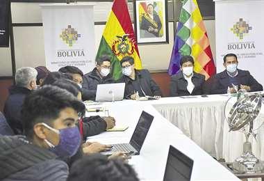 La reunión entre Aasana y el Ministro logró desbloquear la amenaza del paro