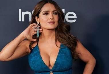 El aumento del busto de la actriz es notorio