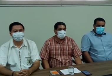 Este viernes de reunió el Comité de Defensa de San José y pidieron respuesta al INRA.