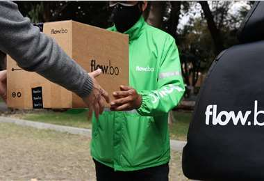 La empresa tiene una amplia red de distribución/Foto: Flow