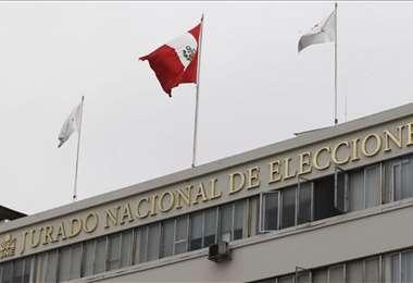 Sede del Jurado Nacional Electoral (JNE)