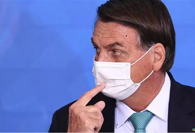 Bolsonaro nuevamente cuestionado
