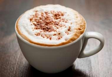 cafetería en casa