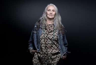 Caroline Ida Ours incentiva a las mujeres a no tener miedo de envejecer