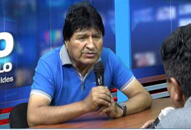 Evo Morales dio más detalles de su estrategia electoral 2020 (Foto: Internet)