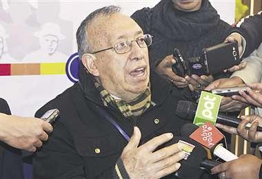 Freddy Armijo, director de Epidemiología del Ministerio de Salud