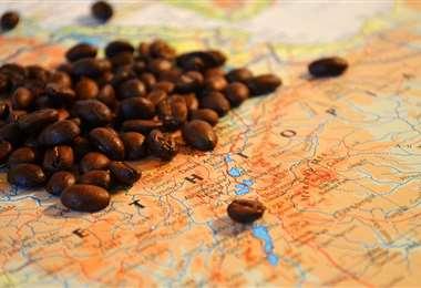 Origen del café