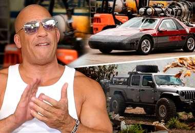 Vin Diesel suma otro éxito de taquilla