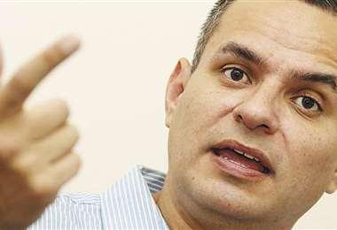La autoridad había denuncia un sobregiro en el Tesoro/Foto EL DEBER