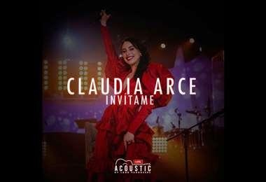 Invítame, de Claudia Arce