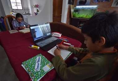 La reanudación de las clases I APG Noticias.