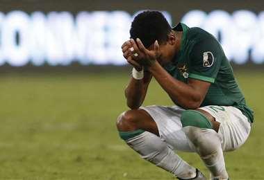 Bolivia se olvidó de ganar en la Copa América. Foto: AFP