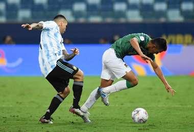 Tercera edición que Bolivia deja la Copa América sin sumar puntos. Foto: FBF