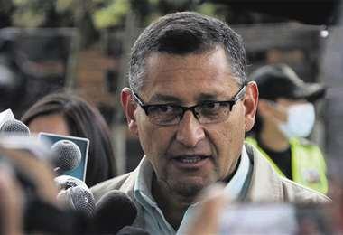 El Ministerio Público abre causa contra el gobernador Montes.