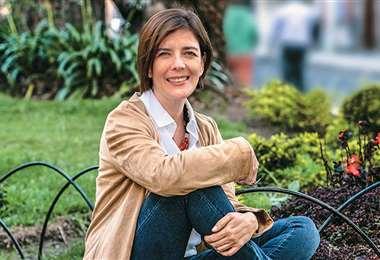 Ella es la escritora boliviana que ha ganado un premio en Alemania
