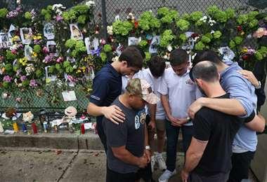 La preocupación y el luto sigue latente en Miami