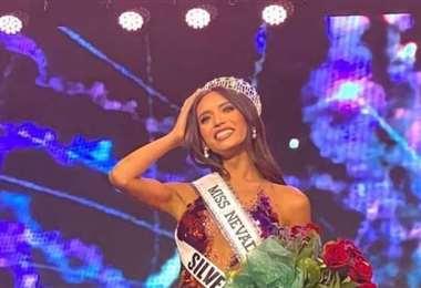 A sus 27 años Kataluna Enríquez hace historia, es la primera Miss Nevada transexual