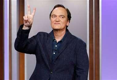 Tarantino confirmó que se alejará del cine tras su décima película
