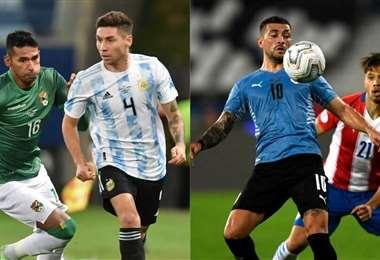 Se terminó la fase de grupos de la Copa América Brasil 2021. Foto: Internet