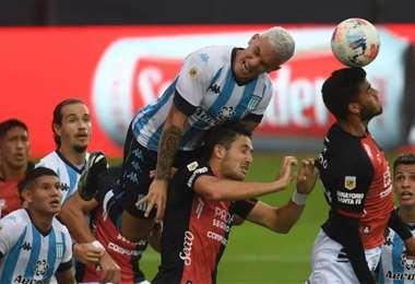 Racing Club y Colón de Santa Fe prometen un gran partido. Foto: Internet
