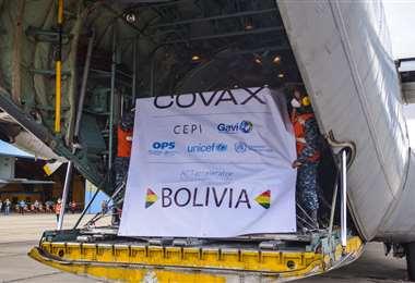 EEUU pretende direccionar su donación mediante el mecanismo Covax